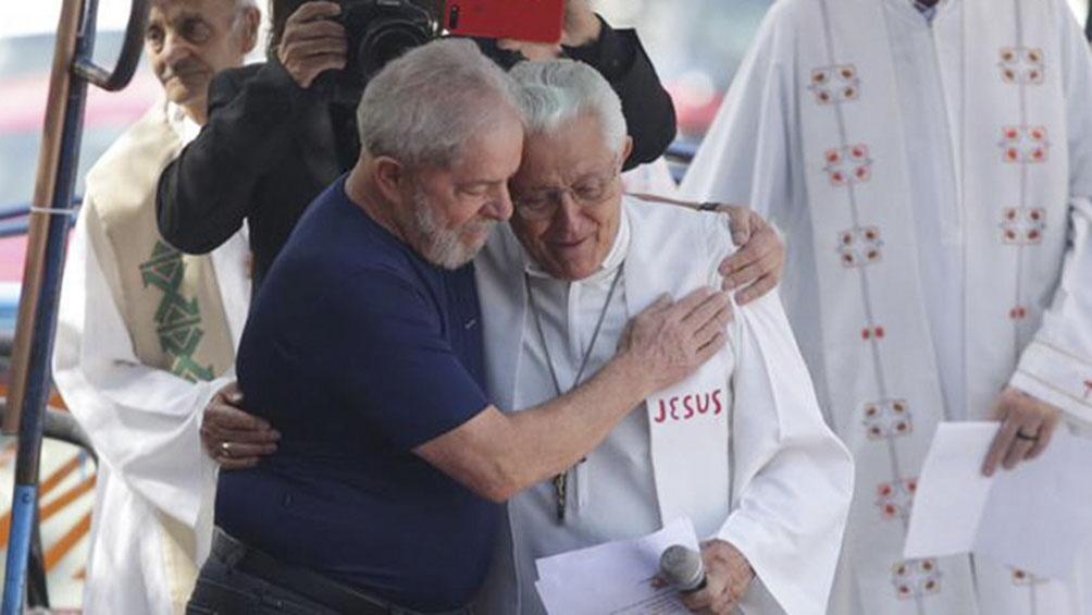 Seguidores de Lula harán vigilia frente al presidio