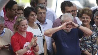 El PT pidió a la justicia que los medios incluyan un representante de Lula en los debates