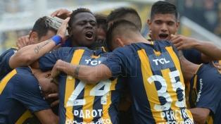 Central superó por 2-1 a Belgrano de Córdoba en Rosario