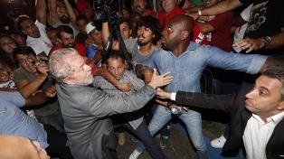Lula agradeció a sus seguidores en un breve mensaje escrito