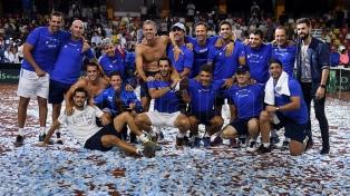 Pella le dio la victoria a la Argentina y pasó al Repechaje de la Copa Davis