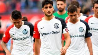 San Lorenzo empató con Patronato sin goles