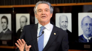 """Juez sugiere una """"mordaza"""" para Bolsonaro tras sus dichos sobre la dictadura"""