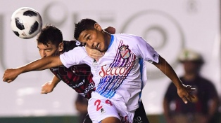 El descendido Arsenal empató con Patronato de Paraná