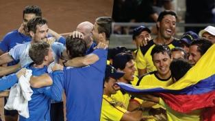 Copa Davis:  Colombia, el equipo que deberá vencer la Argentina para ascender