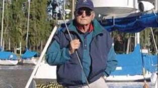 Sigue la búsqueda de un navegante argentino de 83 años desaparecido en Brasil