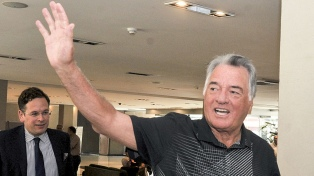"""Barrionuevo: """"Lavagna tiene todas las virtudes y la capacidad para ser Presidente"""""""