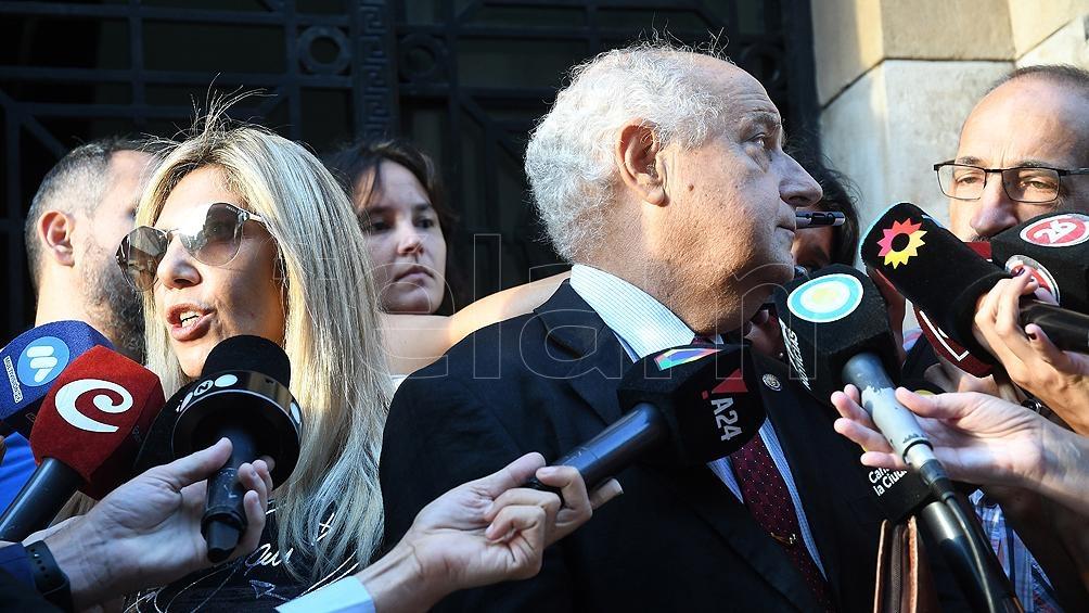 La Justicia intervinó el PJ nacional y nombró a Barrionuevo como titular