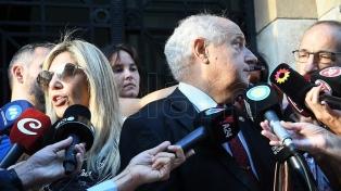 """La conducción del PJ apeló la intervención y denunció que se trata de """"un fallo político"""""""