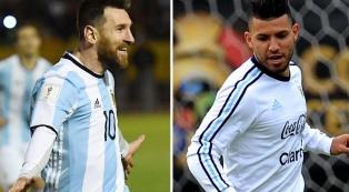 Messi y Agüero se quedaron sin Champions:¿perjudica o favorece a la Argentina?