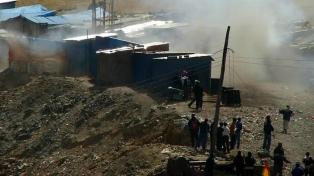 Siete muertos y 15 heridos por la explosión de una mina