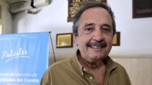 """Ricardo Alfonsín consideró que Mestre """"está en condiciones de ganar"""" las elecciones en Córdoba"""