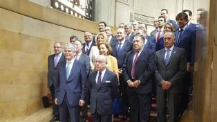 La Argentina exhibió ante empresarios españoles las ventajas de invertir en el país