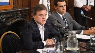 Confirman que Pérez Volpin murió por una perforación en el esófago