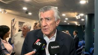 """Gioja expresó sus """"sospechas"""" sobre un """"sistema fraudulento"""" para las elecciones"""