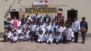 Morales se reunió con comunidades para el desarrollo turístico de las Salinas Grandes