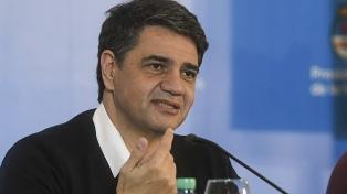Jorge Macri asumió la presidencia del PRO bonaerense