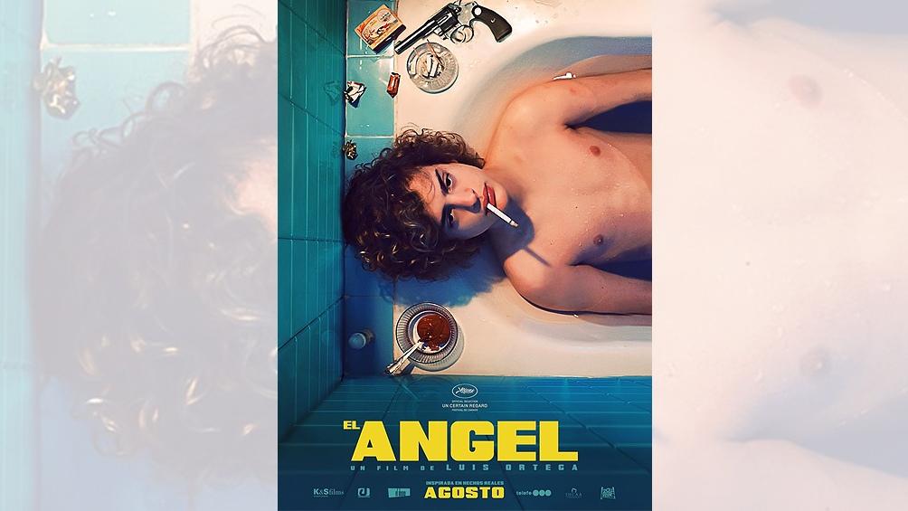 Resultado de imagen para el angel poster ortega