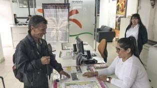 El Ministerio de Turismo provincial lanzó su primer folleto en braille