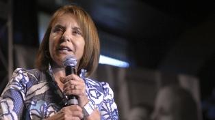 """""""Chiche"""" Duhalde: """"Deseo ser candidata a gobernadora de Buenos Aires"""""""