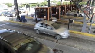 Los ex combatientes de Malvinas no pagarán peaje en la provincia de Buenos Aires