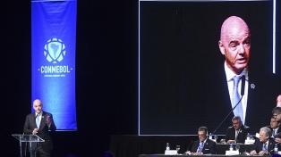 """""""La tradición de Sudamérica es un plus para la candidatura del Mundial 2030"""""""