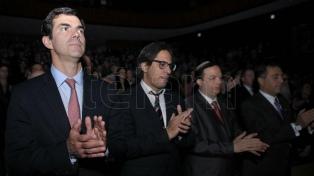 Garavano llamó a no olvidar el Holocausto y cuestionó el memorándum con Irán