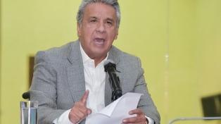 Moreno confirmó la muerte de tres periodistas secuestrados por disidentes de las FARC