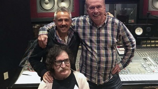 Charly, el ingeniero de The Beatles y Lerner grabaron un tema inédito