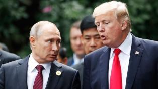 """Putin advirtió que más ataques occidentales contra Siria """"llevarán inevitablemente al caos"""""""