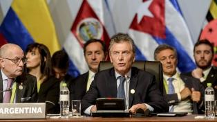 """Fuerte reclamo a Venezuela por """"elecciones transparentes y sin presos políticos"""""""