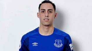 Funes Mori regresó en Everton a dos meses de la Copa del Mundo