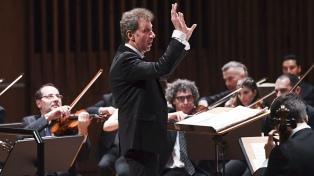 La Orquesta Nacional de Música estrenó una obra de Gabriel Senanes en el CCK