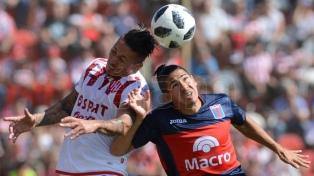 Unión y Tigre empataron en un vibrante partido