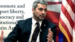 Los liberales insisten con el juicio político a Abdo Benítez