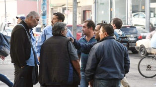 Indagan a los dos jóvenes detenidos por el crimen del chofer Alcaraz