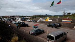 """Mantendrán abierta la frontera con Venezuela debido a la """"crisis humanitaria"""""""