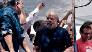 En un video filmado antes de entregarse, Lula dijo que pudo haber huido pero no quiso