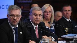 """El presidente de la bicameral dijo que Aguad """"se demoró"""" en dar explicaciones"""