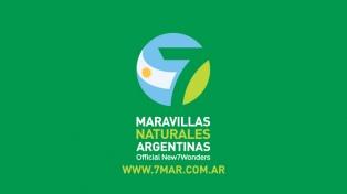 Lanzan una campaña para votar las siete maravillas naturales de la Argentina