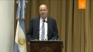 Diez definiciones de Federico Sturzenegger sobre la política monetaria