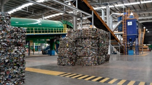 Se redujo en casi 17.000 toneladas el envío de basura al Ceamse