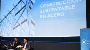 """Planean construir un """"piloto"""" de barrio sustentable en acero"""