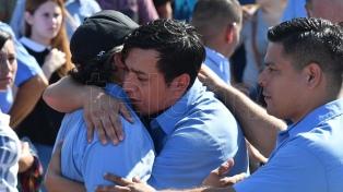 Liberaron al adolescente detenido por el crimen del colectivero