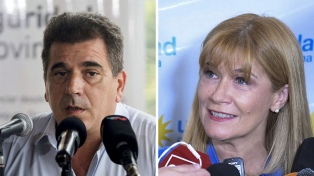 Duro cruce entre Ritondo y Magario tras el crimen del colectivero Alcaraz