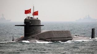 Inician maniobras militares en el Estrecho de Taiwán