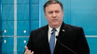"""Washington promete """"las sanciones más fuertes de la historia"""" contra Irán"""