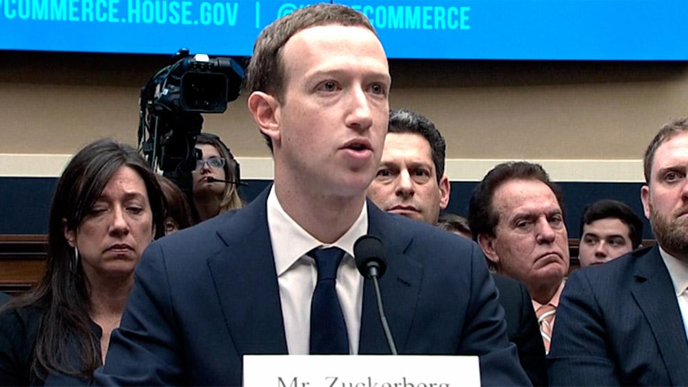 Facebook se comprometió ante el Congreso a no respaldar Libra sin autorización