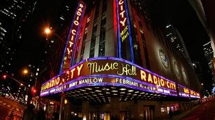 El Radio City Hall será el escenario de los premios MTV
