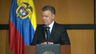 Santos inauguró la XXXI Feria Internacional del Libro